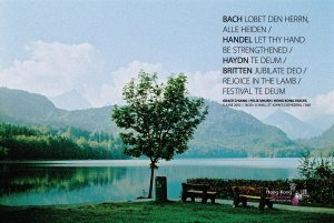 Bach / Handel / Haydn / Britten