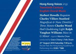 Twentieth Century English Choral Music